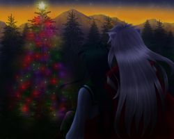 Silent Night by HitokiriSakura2012