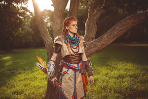 Just Aloy by MadameSkunk
