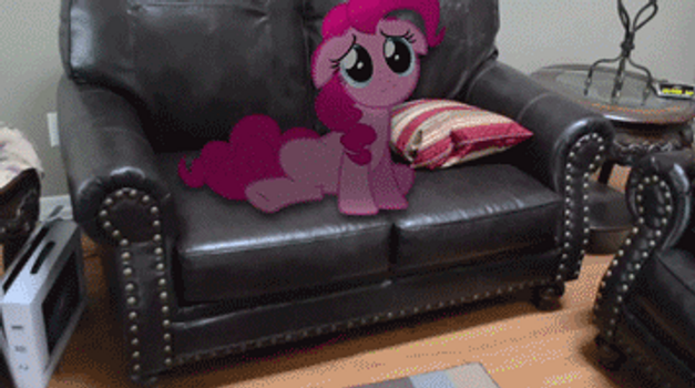 Pinkie Crying by Oppositebros