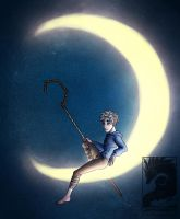Child of the moon by Japandragon