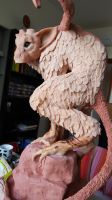 Trico The Last Guardian statue by Chiara1987
