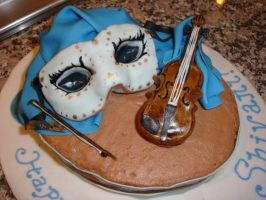 The Viennese Masque by CakeandCaboodle