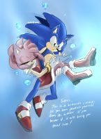 good luck by RulErofsonic