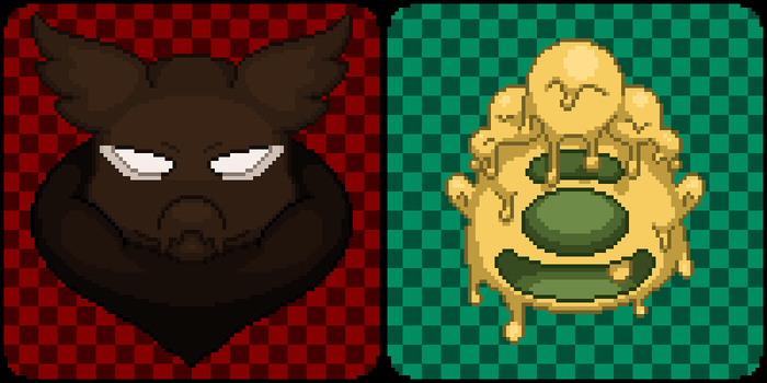 Pixel Icon Compilation #2 by knux400
