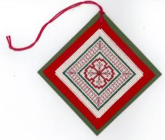 Ornament of the Month - Dec 1 by jijikit