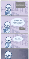 Chemistry [Undertale Comic] by RoseeQuartz