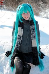 One Cold Day 2 by EvieE-Cosplay