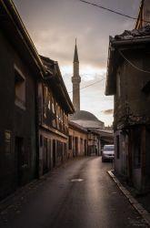 streets of Sarajevo by LunaFeles