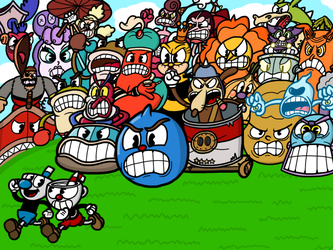 Here's Some Real High Class Bosses by AngryBirdsandMixels1