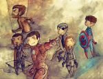 Grimmvengers by Bisho-s