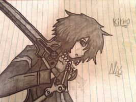 Kirito (SAO) by Murder-0f-Crows