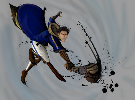 Quidditch Fighter 7 by GeoCaecias