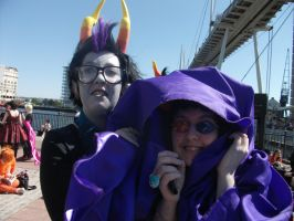 London MCM - ohlookcape by Cannibal-Pancake