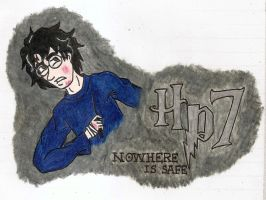 Nowhere is Safe- Harry by quintessence424
