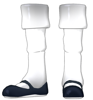 Shoes DL by RageXYZ