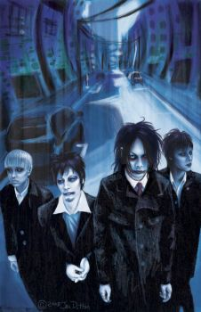MUCC BLUE by Fatale16