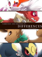 PMD-M7: Differences Cover by miflore