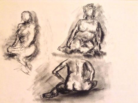 Life Drawing by artist186