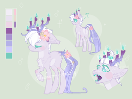 Lavender pon Auction - closed by Unknown-Artist99