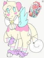 Aurora ~ MYO Sugarcat 2017 by rockythebunny13