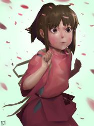 Chihiro fan art by dominic-barrios