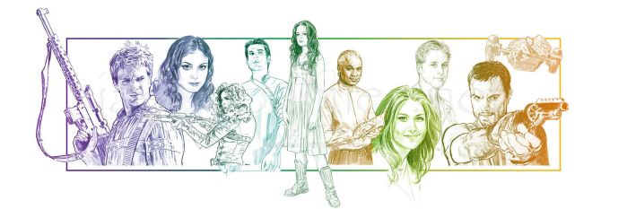 Serenity sketch banner by jasonpal