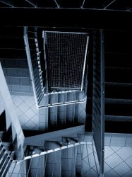 Stairway to nowhere by Gajek