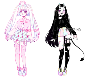 pastel goth adopts | closed by prince-no