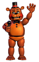 Toy freddy full body by JoltGametravel