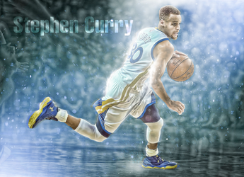 Stephen Curry Wallpaper by HyDrAndre
