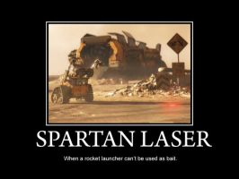 Spartan Laser by SWHalo2