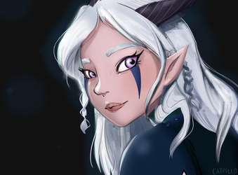 Rayla by catpillo
