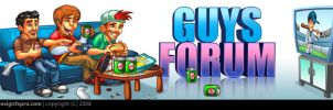 Guys Forum by designfxpro