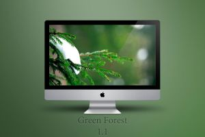 Green Forest 1.1 by Zim2687 by Zim2687