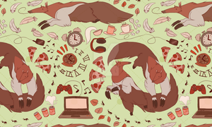 all the things I love - pattern by blinding-eclips