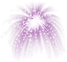 Purple Fireworks by yotoots