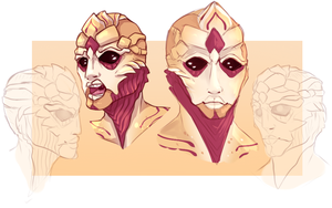 Drell Bby by Pirate-Reaper