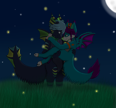 Love will Find a Weii_Anniversary Gift by SolitaryGrayWolf