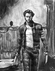 .Wolverine. by stargate4ever23