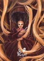 Mother Gothel by Hell-Strawberry