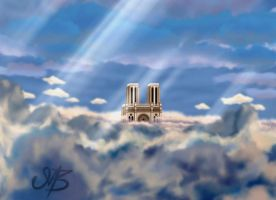 The Bells of Notre Dame by venonsting