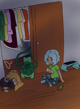Closet Monster Hunters by Moro456