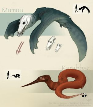 SWConcepts: Mumuu and Karabbac by Reich