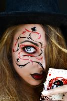 Queen of Hearts by Chuchy5