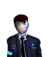 My Name Is Connor [DBH] by xXDarkness--InsidexX