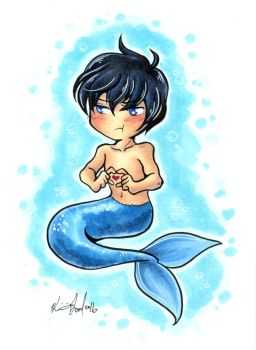 MerMay - Little Haru (Free! Iwatobi Swim Club) by Karmada