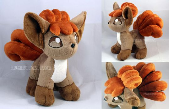 small Vulpix (pre-orders open!) by MagnaStorm