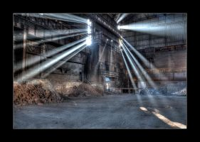 Warehouse Lighting by 2510620