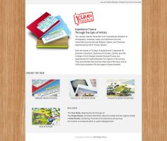 Jeunes Talents Promo Site by TheRyanFord