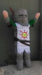 Solaire of Astora Praise the Sun Plushie by BabyGamers